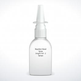 Nayzilam Nasal Spray 5mg/0.1ml - 2 Sprays