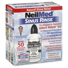Neilmed Sinus Rinse Kit - 50ct