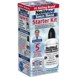 NeilMed Sinus Rinse Starter Kit - 5ct
