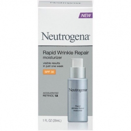 Neutrogena Rapid Wrinkle Repair Moisturizer SPF30 - 1.0 fl oz
