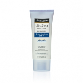 Neutrogena Ultra Sheer Dry-Touch Sunscreen SPF 70 - 3oz
