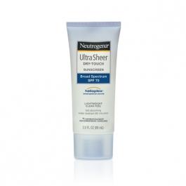 Neutrogena Ultra Sheer Dry-Touch Sunscreen SPF 70 - 3oz