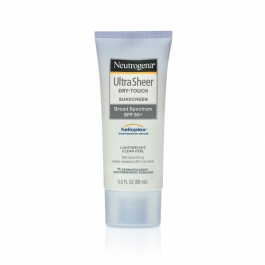 Neutrogena Ultra Sheer Dry-Touch Sunscreen SPF 85 - 3oz