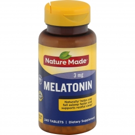 Nature Made Melatonin Tablets- 240ct