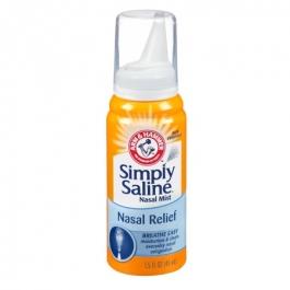 Simply Saline Sterile Saline Nasal Mist - 1.5 fl oz