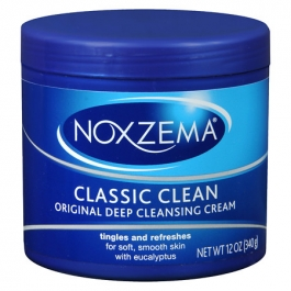 Noxzema Classic Clean Original Deep Cleansing Cream- 12oz