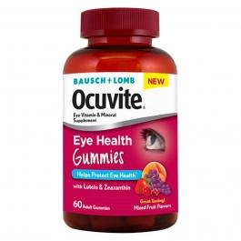 Ocuvite Eye Health Gummy Vitamin & Mineral Supplement - 60ct