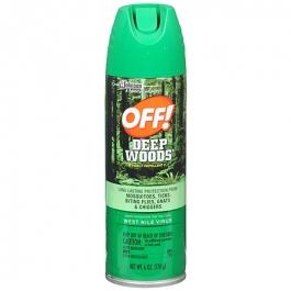 Deep Woods Off! Deep Woods Insect Repellent- 6oz