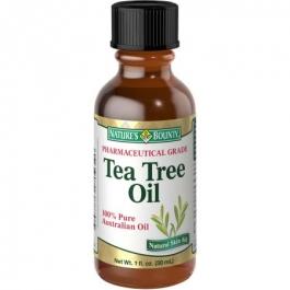 Nature's Bounty Tea Tree Oil Natural Antiseptic - 1.0 oz