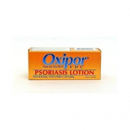 Oxipor Psoriasis Lotion - 1.9oz