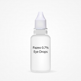 Pazeo 0.7% Eye Drops (2.5ml Bottle)