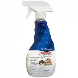 PetArmor FastAct Flea and  Tick Spray- 16oz
