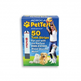 Advocate PetTest Strip- 50ct Box