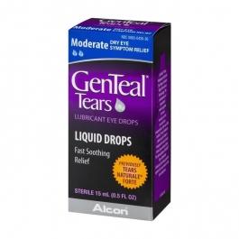 GenTeal Eye Drops Moderate - 0.5 oz
