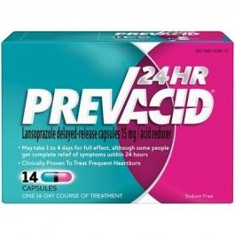 Prevacid 24 Hour - 14 Capsules