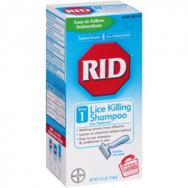 RID Lice Killing Shampoo - 4 fl oz