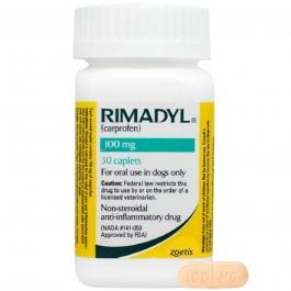 Rimadyl 100mg Caplets