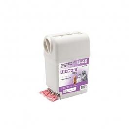 """Ulticare Safe Pack Vet Rx U-100 Insulin Syringes 29 Gauge, 3/10cc, 1/2""""- 100ct"""