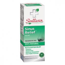 Similasan Sinus Relief Spray- .68oz