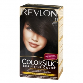 Revlon Colorsilk Beautiful Color #11 Soft Black