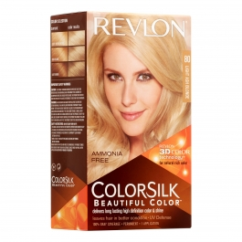Revlon Colorsilk Beautiful Color #80 Light Ash Blonde