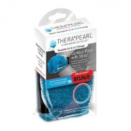 TheraPearl Hot or Cold Therapy Contour Sports Pack with Strap - 1ct