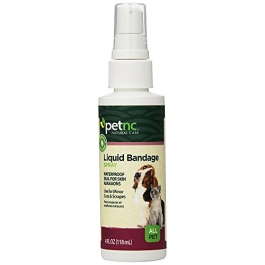 Pet Natural Care Liquid Bandage Spray - 4oz