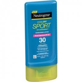 Neutrogena CoolDry Sport Sunscreen Lotion SPF 30  - 5.0 fl oz