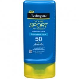 Neutrogena CoolDry Sport Lotion SPF 50 - 5 fl oz