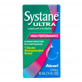 Systane Gel Drops, Anytime Protection- 0.33oz