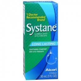 Systane Lubricant Eye Drops- 30ml