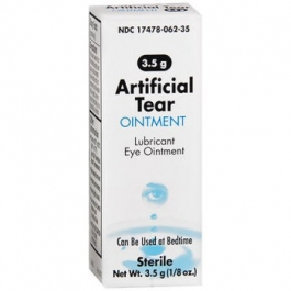 Artificial Tears Ointment - 3.5g ***OUT OF STOCK, ETA 11/15/18***