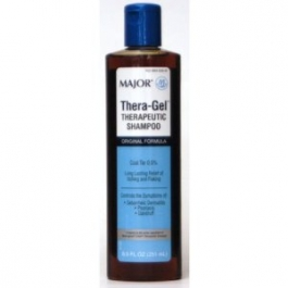 Thera Gel Tar Shampoo (Major)- 8.5oz