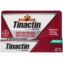 Tinactin 1% Antifungal Foot Cream - 1 oz
