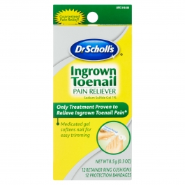 Dr. Scholls Ingrown Toenail Pain Reliever Kit
