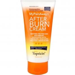 Topricin After Burn Cream- 6oz