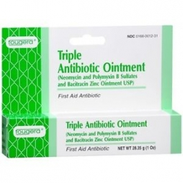 Triple Antibiotic Ointment -0.5oz
