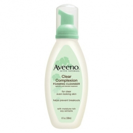 Aveeno Clear Complexion Foaming Cleanser - 6oz