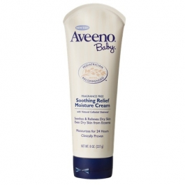 Aveeno Baby Soothing Relief Moisture Cream - 5oz