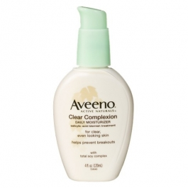 Aveeno Clear Complexion Daily Moisturizer - 4oz