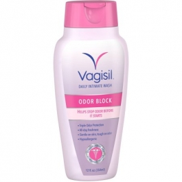 Vagisil Feminine Wash Light & Clean Scent - 12oz