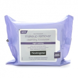 Neutrogena Makeup Remover Cleansing Pre-Moistened Towelettes Calming - 25ct