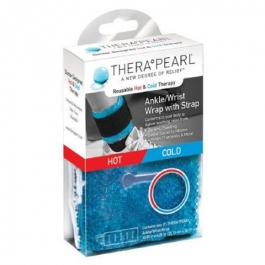 TheraPearl Wrist / Ankle Wrap with Strap - 1ct
