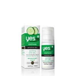 Yes to Cucumbers Soothing Eye Gel - 1.01oz Bottle