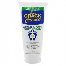 Zims Crack Crème Heels & Feet Foot Cream - 4oz