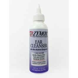 Zymox Ear Cleanser- 4oz