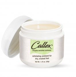 Callex Moisturizer and Exfoliant Ointment-1.75oz