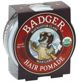 Badger Man Care Hair Pomade - 2oz Tin