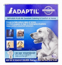 Adaptil Starter Kit - New Diffuser + 30 day Refill