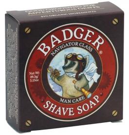 Badger Man Care Shave Soap - 3.15oz Bar